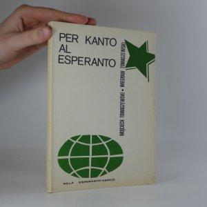 náhled knihy - Per kanto al Esperanto