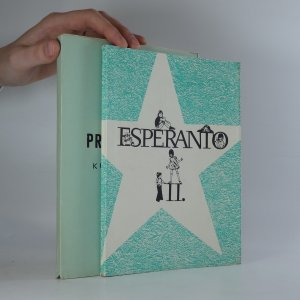 náhled knihy - Esperanto pro děti 2 + Pracovní listy