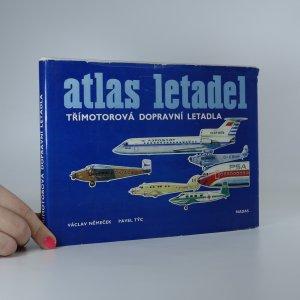 náhled knihy - Atlas letadel. Třímotorová dopravní letadla.