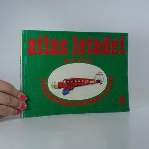 náhled knihy - Atlas letadel. Jednomotorová dopravní letadla.