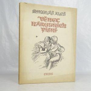 náhled knihy - Věnec národních písní
