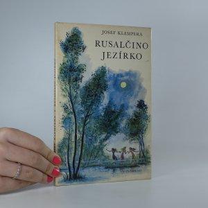 náhled knihy - Rusalčino jezírko
