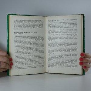 antikvární kniha Pokroky v pediatrii, 1968