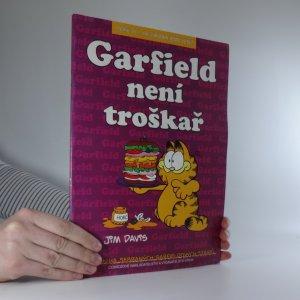 náhled knihy - Garfield není troškař