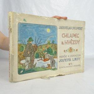náhled knihy - Chlapec a hvězdy