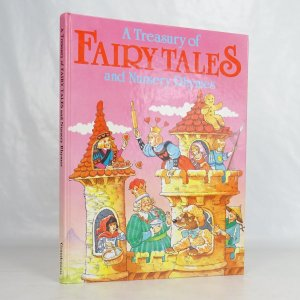 náhled knihy - A treasury of fairy tales and nursery rhymes