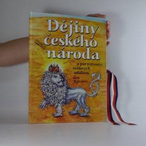 náhled knihy - Dějiny udatného českého národa a pár bezvýznamných světových událostí
