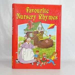 náhled knihy - Favourite Nursery Rhymes