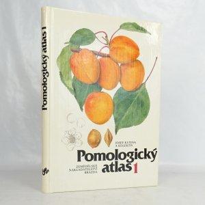 náhled knihy - Pomologický atlas. 1. díl