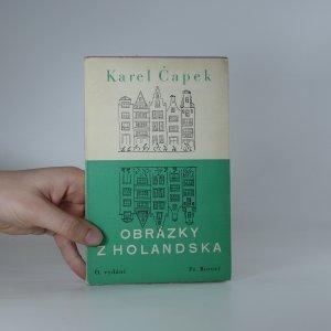náhled knihy - Obrázky z Holandska