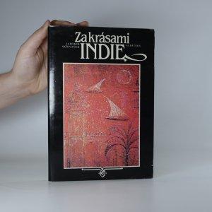 náhled knihy - Za krásami Indie