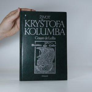náhled knihy - Život Kryštofa Kolumba