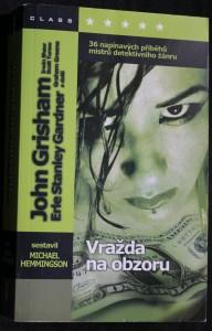 náhled knihy - Vražda na obzoru : 36 napínavých příběhů mistrů detektivního žánru