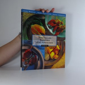 náhled knihy - Nouvelles saveurs finlandaises