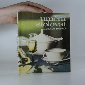 náhled knihy - Umění stolovat
