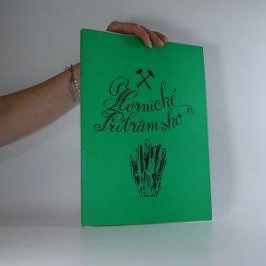 náhled knihy - Hornické Příbramsko