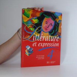 náhled knihy - Littérature et expression 4e