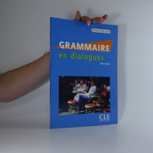 náhled knihy - Grammaire en dialogues