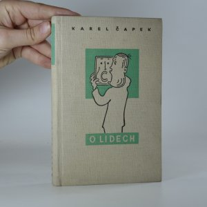 náhled knihy - O lidech