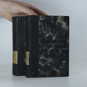 náhled knihy - Manželství paní Tromholtové. 1.-2. díl. (2 svazky)