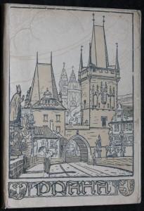 náhled knihy - Průvodce po Praze