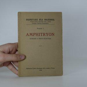 náhled knihy - Amphitryon