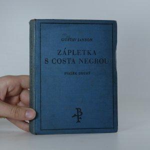 náhled knihy - Zápletka s Costa Negrou (3. a 4. díl v jednom svazku)