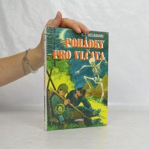 náhled knihy - Pohádky pro vlčata