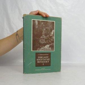 náhled knihy - Základy soustavné botaniky I