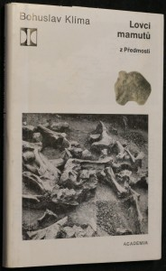 náhled knihy - Lovci mamutů z Předmostí