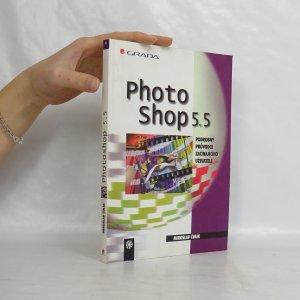 náhled knihy - Photoshop 5.5. podrobný průvodce začínajícího uživatele