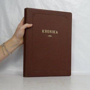 náhled knihy - Kronika (prázdná)