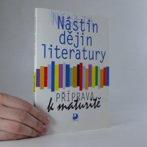 náhled knihy - Nástin dějin literatury. Příprava k maturitě