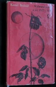 náhled knihy - Vybrané verše z let 1937-1971