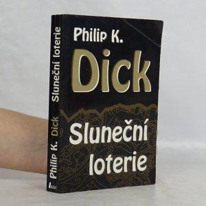 náhled knihy - Sluneční loterie