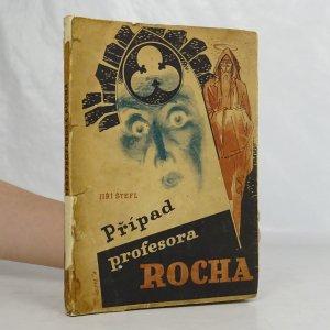 náhled knihy - Případ profesora Rocha