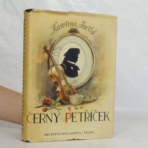 náhled knihy - Černý Petříček