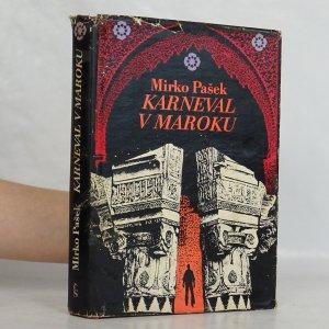 náhled knihy - Karneval v Maroku