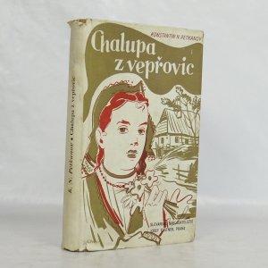 náhled knihy - Chalupa z vepřovic