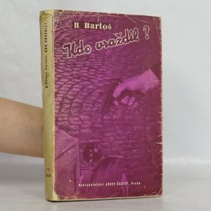 náhled knihy - Kdo vraždil?
