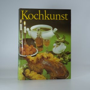 náhled knihy - Kochkunst