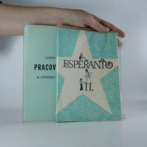 náhled knihy - Esperanto pro děti 2. Pracovní listy k učebnici esperanto 2. (2 zvazky).