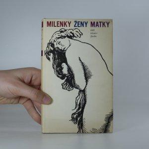 náhled knihy - Milenky, ženy, matky