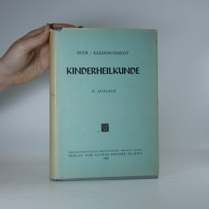 náhled knihy - Lehrbuch der Kinderheilkunde