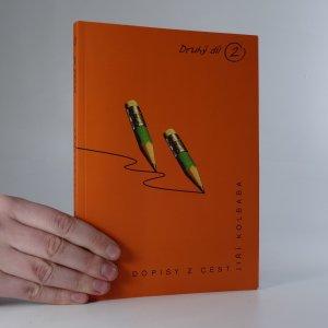 náhled knihy - Dopisy z cest. 2. díl