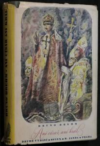 náhled knihy - Ani císař, ani král : Román