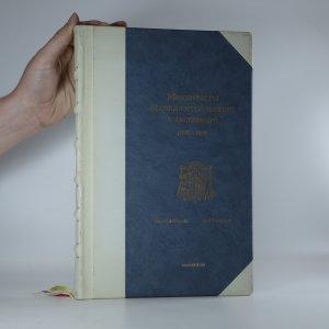 náhled knihy - Mincovnictví olomouckých biskupů a arcibiskupů