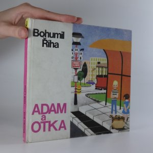 náhled knihy - Adam a Otka