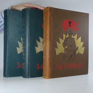 náhled knihy - Za svobodu (3 svazky)