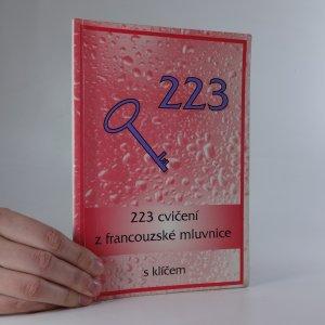 náhled knihy - 223 cvičení z francouzské mluvnice s klíčem